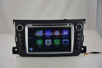 cheap price win 8 For ben-z Smart Fortwo car dvd player with can bus WS-8837