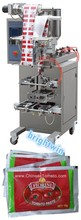 china supplier new condition automatic dipping sauce/mayonnaise packaging machine with CE ISO9001
