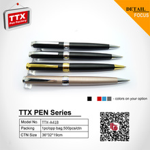 Office and business sales promotion new design metal ball pens