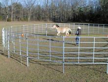 ranch corral round pens