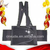 Waist belt with suspenders,made of elastic cloth