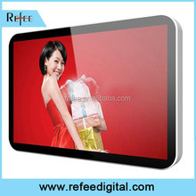 Digital Sigange Leading Provider!Top Selling wall mounted ad display digital