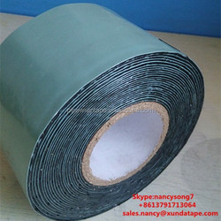 bitumen waterproof tape anti-corrosion for steel pipe