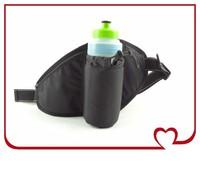 2015 Hot Sales Sport Waist Bag With Bottle Holder