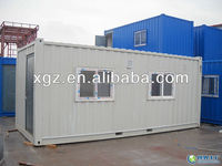 Cheap steel frame container house