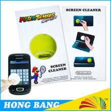 HB480 sticky gel wipe removable