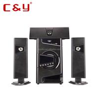 Hot sale! CY-A20 3.1 subwoofer FM/radio / USB/MP3/DC 12V speaker