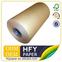 Super Quality Customizable Kraft Paper Roll 30 Gsm
