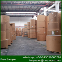 high quality appropriate surface strength paper offset in reel