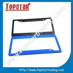 car license plate frames cover carbon license plate frame