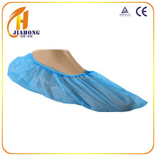 High quality anti slippery cpe shoe cover