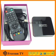 Newest iptv indian channels digital TV receiver full hd indian channels +android smart tv box with india channel iptv box