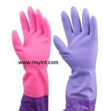 pakistani RMY 112 high quality working gloves long cuff