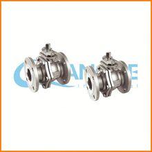 China high quality flange type globe valve