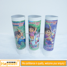 carton tube packaging airless toothpaste tube packaging tube aluminum plastic laminated tube