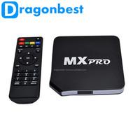 MX Pro, CS918G plus, MXQ MXV S805 Full HD Media Player 1080p Android TV Box Quad Core box