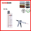 Low price bonding semaless kitchen glue,Acrylic Adhesive Solid Surface Glue for countertops,8 years no yellow