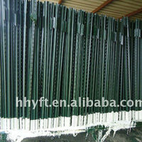 Used metal fence post( professional manufacturer )