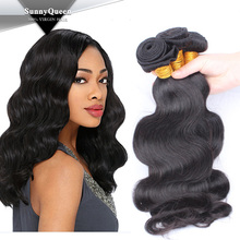 Sunny Queen Hair wholesale 100% virgin indian remy temple hair, unique indian remy hair, virgin filipino hair