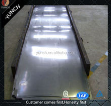 nickel titanium shape alloy sheet/titanium zinc sheet/chemical use titanium sheet for ti tank