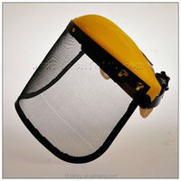 wire mesh face shields in CE