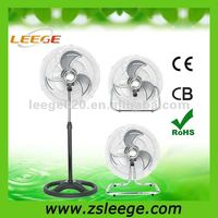 "FS45-31 OEM Hot sale powerful metal stand fan /18"" industrial 3in1 fan"