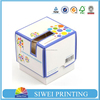 China factory customized printed paper gift box for candles