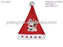 GY14245 Flashing and musical christmas hat
