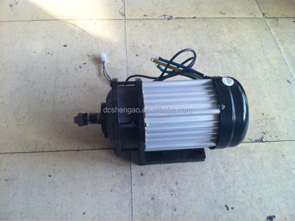 48v 60v Optional 500 4500w Optional Gear Motor Waterproof Motors For Boat Car Electric