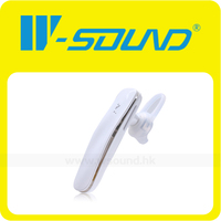 v4.0 Best Performance Multipoint Wireless Stereo Earphone W-sound CX-1 Shenzhen Bluetooth Factory
