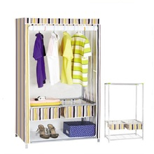 FS canvas wardrobes closet organizers assembled wardrobes
