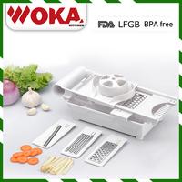 New Multi-functional plasti 7 in 1 kitchen grater