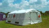 Made in china inflatable air tent camping, cube event tent for sale C1018