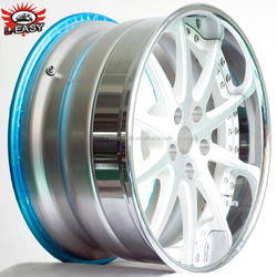 forged aluminum wheels rims wheel 3 pieces forged wheels