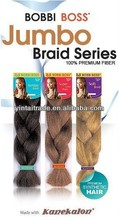 HARMONY Ombre Color kanekalon Jumbo Braiding Hair/Ombre Kanekalon Jumbo Braid/Kanekalon Jumbo Braid
