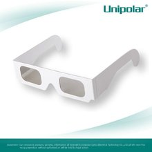 Printed Paper Chroma Depth 3D glasses