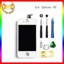 For Iphone 4s Lcd Screen China Wholesale Mobile Phone Lcd For Iphone 4s Refurbishing