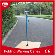 Wholesale Professiona cheap lightweight aluminum adjustable walking aids frame