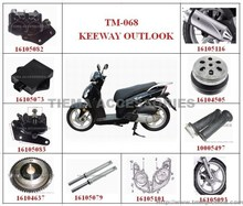 TMMP High Quality ! TM-068 ,KEEWAY OUTLOOK SPARE PARTS with Pure-heated Service