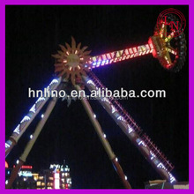 Adventure swinging pendulum games ! crazy adult amusement park rides