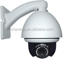 40m IR distance 1/3''sony ccd 10X optical zoom ptz free uid p2p wifi camera