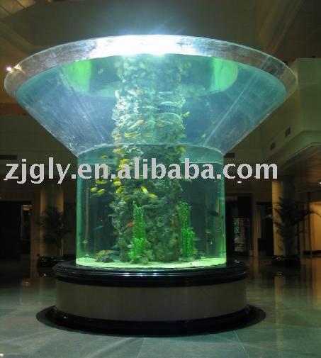 Custom giant acrylic fish tank for sale for Custom fish tanks for sale