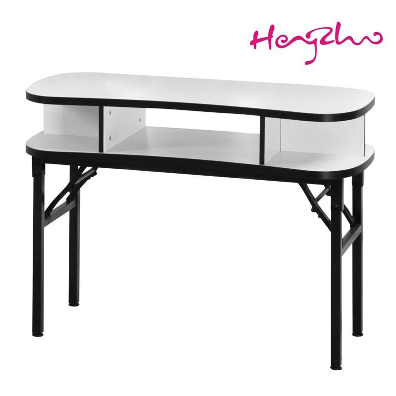 Table salon manicure table nail salon furniture china for Mobile nail technician table