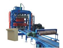 QM4 Concrete hollow automatic brick machine/hydraulic brick machine/cement paver block making machine