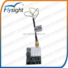 H1019 Wholesale Flysight FPV 200mW Wireless Mini Video Transmitter RC Helicopter Parts 5.8G AV Senders Made in China