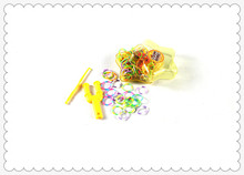 New Design Rainbow Rubber Bands with Factory Supply
