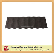 Discount!!!decorative house colored Classic Metal Sheet Roof Tile