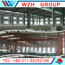low cost prefabricated living insulated steel warehouse