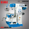 Easy operation high performance mill head LM1450A vertical and horizontal universal milling machine