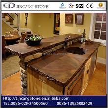 Customized kitchen counter bar/home bar countertop